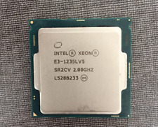 Intel Xeon E3-1235L V5 2GHz(3GHz) LGA 1151 SR2CV 25W 4Core 8M Server Processor
