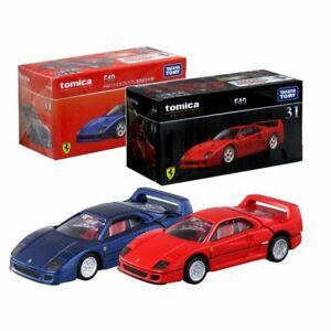 Takara Tomy TOMICA Premium No.31 Ferrari F40 Scale 1:62 2X SET Diecast Car