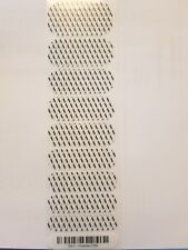 Jamberry Nail Wraps Half Sheet Overlap