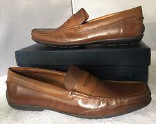 Giorgio Brutini Tosco New Men Shoes Size 11.5 M Brown/Tan Color