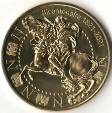 Monnaie de Paris - BICENTENAIRE MORT DE NAPOLEON - RMN 2021