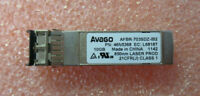 AVAGO AFBR-703ADZ-IB2 10GBASE-SR Ethernet 850nm MM LC Duplex SFP Transceiver
