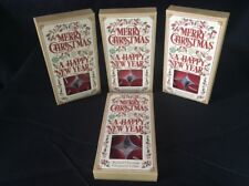 Vintage Inspire Christmas T-Lights Roasted Chestnuts Pack of 8
