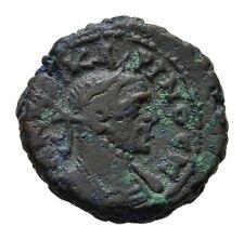 MGS ANTIKE Carinus Æ-Tetradrachme Jahr 1 = 282/283 Alexandria s-ss