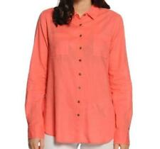 Tommy Hilfiger Women's SELBY shirt orange 14