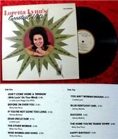LP Loretta Lynn's Greatest Hits