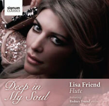 Lisa Friend : Deep in My Soul CD (2010) ***NEW***