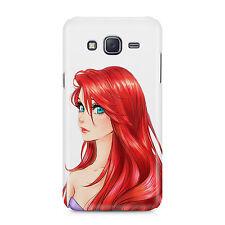 Mermaid Sea Ariel Manga Japanese Japan Cartoon Phone Case Cover S7 Edge
