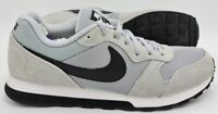 Nike MD Runner 2 Suede Trainers 749794-001 Grey/White/Black UK10/US11/EU45