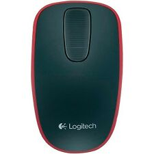 Logitech Touch-Maus T400 wireless mit Unifying-Empfänger rot Windows 8 NEU DHL