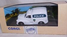 Corgi 1:43 Metallmodell -96744- Morris Minor Saloon Panda  Police - Neu in OVP