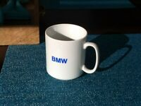 VTG BMW Ceramic Coffee Mug~great condition
