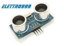 Sensore Ultrasuoni HC-SR04. Misuratore distanza Ultrasuoni compatibile Arduino.