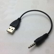 3 x USB Chargeur Data Sync câble pour iPod shuffle 1st vieux 2e génération gen seulement