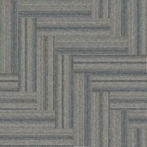 NEW INTERFACE EMPLOY DIMENSIONS PLANK CARPET TILES COL. 4271001 VOLUME (121474)