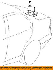 BMW OEM 08-14 X6-Exterior Bulb 63217160805