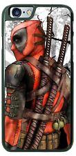 Deadpool Backview Phone Case for iPhone PLUS Samsung Google LG etc.