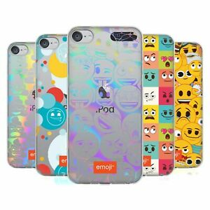 OFFICIAL emoji® YELLOWS AND POOS SOFT GEL CASE FOR APPLE iPOD TOUCH MP3