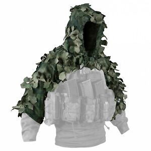 Stich Profi Shortened Sniper Coat Chimera Russian Disguise Viper Hood Green Moss