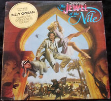 Soundtrack LP THE JEWEL OF THE NILE OST