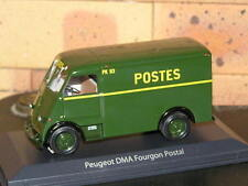 PEUGEOT DMA FOURGON POSTAL1/43 NOREV