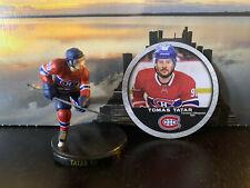 Tomas Tatar 2020 Montreal Canadiens Dragon Hockey 3 Inch Action Figure Card
