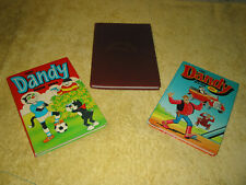 3xHB: DANDY & BEANO GREAT STORIES FROM THE FIRST FIFTY YEARS + ANNUALS 1984-1985