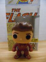 The Flash Custom Funko Figure w/ Custom Box 011018CFP