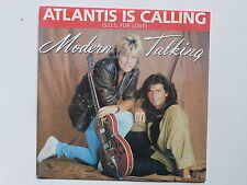 45 tours MODERN TALKING Atlantic is calling (S.O.S for love) 248645-7