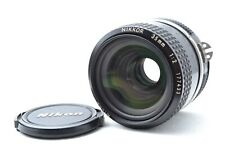 [Excellent+5] Nikon Ai Nikkor 35mm f/2 MF Wide Angle Lens from Japan #1044