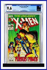 Uncanny X-Men #299 CGC Graded 9.6 Marvel April 1993 White Pages Comic Book
