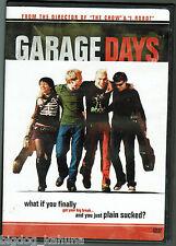 Garage Days (DVD, 2004) Kick Gurry Pia Miranda Maya Strange