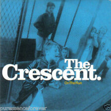 THE CRESCENT - On The Run (UK 1 Track DJ CD Single)