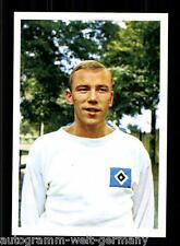 Werner bottegai MSV Duisburg distributori automatici Bergmann sammelbild 1967