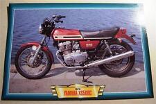 YAMAHA XS500 XS 500 C VINTAGE CLASSIC MOTORCYCLE BIKE 1976 PICTURE PRINT 1970'S