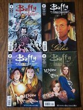 Buffy The Vampire Slayer Giles Willow & Tara Specials #1 Art & Photo Covers