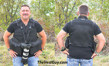 Wedding Photo Vest, Wedding Photography, Vest, Photo, Gear, Canon, Nikon,