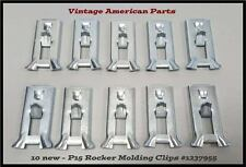 46 47 48 1949 PLYMOUTH P15 ROCKER MOLDING TRIM CLIPS SPECIAL DELUXE CLIP