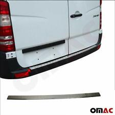 Fits Dodge MB Sprinter 2007-2018 Chrome Rear Bumper Guard Trunk Sill Protector