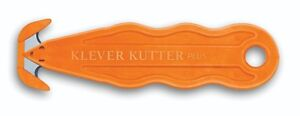 KLEVER KUTTER PLUS - SAFETY CUTTER X 2
