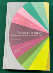 The Flavour Thesaurus by Niki Segnit (Hardcover, 2010)