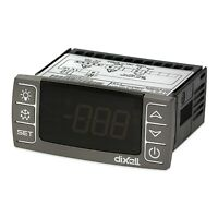 DIXELL DIGITAL TEMPERATURE CONTROLLER XR20CX-5N0C1 ELECTRONIC THERMOSTAT NTC PTC