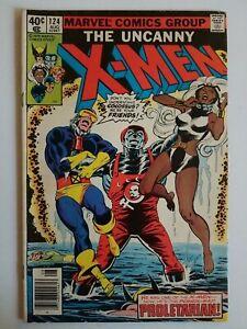 Uncanny X-Men (1963) #124 - Very Good - Newsstand variant