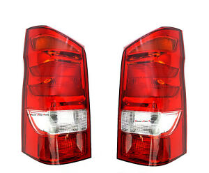 *NEW* TAIL LIGHT REAR BACK LAMP for MERCEDES BENZ VITO VAN W447 8/2015 - ON PAIR