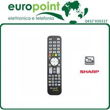 Telecomando compatibile per TV televisore Sharp 19GM80 già programmato