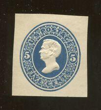 1875 United States of America Zackary Taylor 5c Postage Stamp #U172 Cv $12.50