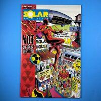 SOLAR Man of the Atom #41 VALIANT COMICS 1995 Kevin VanHook & Andrew Wendel