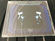 R. DEAN TAYLOR  THE ESSENTIAL COLLECTION CD ALBUM NEW AND SEALED D1