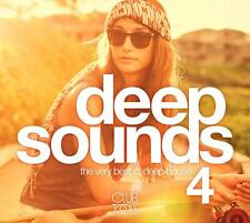 Deep Sounds 4 The Very Best of Deep House 3CDs