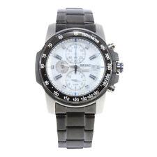 Seiko Criteria SNAD19 P1 Black White Dial Limited Edition Mens Quartz Watch